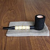 Сувениры и подарки handmade. Livemaster - original item Smoking pipe Dublin. Handmade.