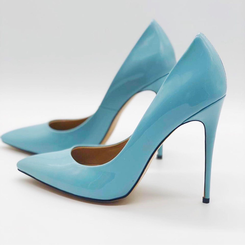 Туфли женские «AIRY BLUE» 11.5mm, Туфли, Барнаул,  Фото №1