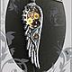 Стимпанк ручной работы. Стимпанк кулон, кулон в стиле стимпанк,часы/ Steampunk. Анна Устинова  -Steampunk master-. Ярмарка Мастеров.