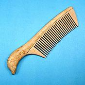 Сувениры и подарки handmade. Livemaster - original item Comb from Kareli Dolphin. Handmade.