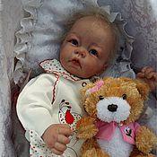Куклы и игрушки ручной работы. Ярмарка Мастеров - ручная работа Малышка Вероничка. Handmade.