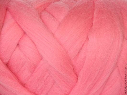 Валяние ручной работы. Ярмарка Мастеров - ручная работа. Купить Шерсть для валяния меринос 18 микрон цвет Ребенок ( Baby). Handmade.