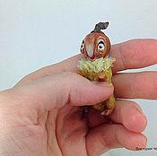 Куклы и игрушки ручной работы. Ярмарка Мастеров - ручная работа Смешной мистер Тыквин. Handmade.