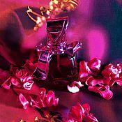"""Косметика ручной работы. Ярмарка Мастеров - ручная работа """" Маджента """" духи натуральные. Handmade."""
