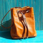 Сумки и аксессуары handmade. Livemaster - original item Bag bag leather womens Sports Edition. Handmade.