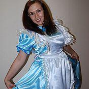 Одежда ручной работы. Ярмарка Мастеров - ручная работа Костюм Алисы в стране чудес. Handmade.