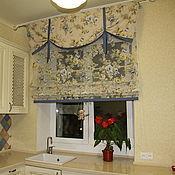 Для дома и интерьера ручной работы. Ярмарка Мастеров - ручная работа Римская штора Прованс. Handmade.