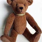 Куклы и игрушки ручной работы. Ярмарка Мастеров - ручная работа мишка Красс. Handmade.