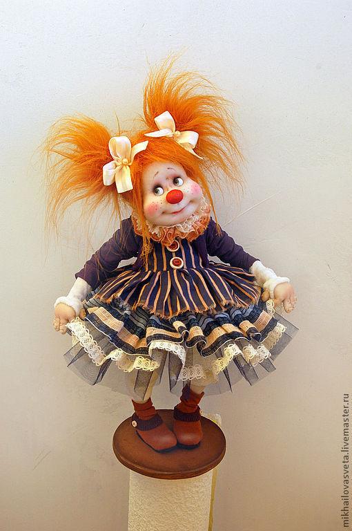 Коллекционные куклы ручной работы. Ярмарка Мастеров - ручная работа. Купить фрося. Handmade. Кукла, ооооооооо