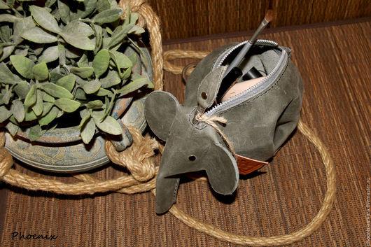 Женские сумки ручной работы. Ярмарка Мастеров - ручная работа. Купить А ты купи слона.... Handmade. Серый, самара, забавное