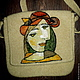 Женские сумки ручной работы. Ярмарка Мастеров - ручная работа. Купить сумка из войлока. Handmade. Желтый, сумка ручной работы