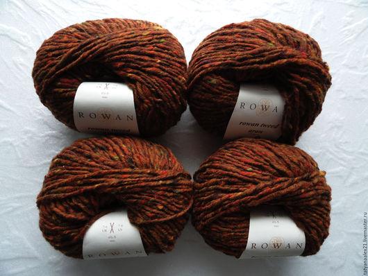 Вязание ручной работы. Ярмарка Мастеров - ручная работа. Купить Rowan Tweed Aran № 778 Dent. Handmade.