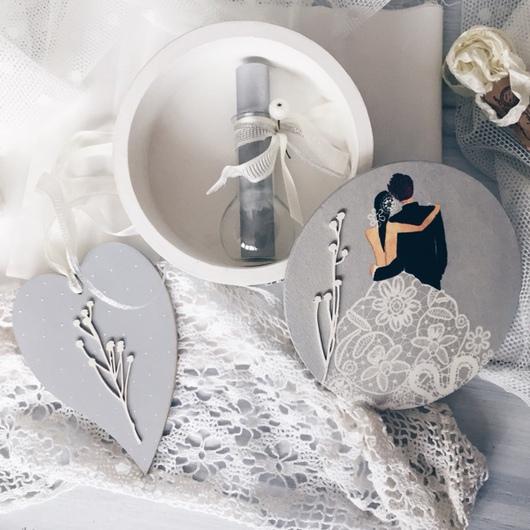 Подарки на свадьбу ручной работы. Ярмарка Мастеров - ручная работа. Купить Свадебный подарок - Amour tendre. Handmade. Свадебный подарок