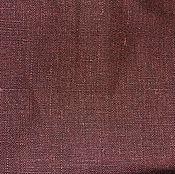 Материалы для творчества ручной работы. Ярмарка Мастеров - ручная работа Лён 100%. Шоколадный коричневый.. Handmade.