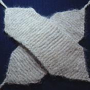 Аксессуары handmade. Livemaster - original item Multifunctional knitted knee-belts. Handmade.