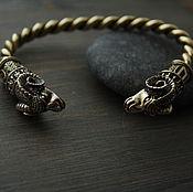 Украшения handmade. Livemaster - original item Aries bracelet ,Viking bracelet. Handmade.