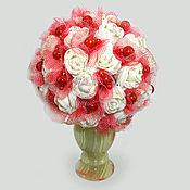 handmade. Livemaster - original item The flowers of the coral