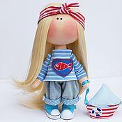 Куклы и игрушки ручной работы. Ярмарка Мастеров - ручная работа Маришка. Handmade.