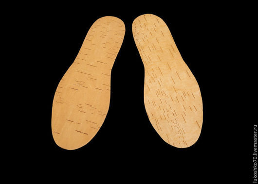 Одежда ручной работы. Ярмарка Мастеров - ручная работа. Купить Стельки из бересты. Handmade. Стельки, для обуви, изделия из бересты