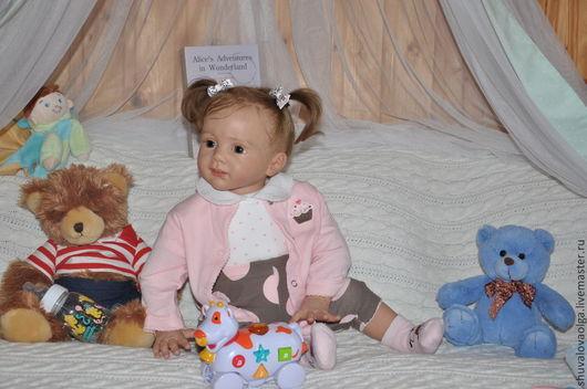 Куклы-младенцы и reborn ручной работы. Ярмарка Мастеров - ручная работа. Купить Кукла реборн Сашенька. Handmade. Ольга шувалова