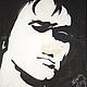 Виктор Цой (21 июня 1962, Ленинград — 15 августа 1990) — советский рок-музыкант, автор песен и художник. Основатель и лидер рок-группы «Кино»