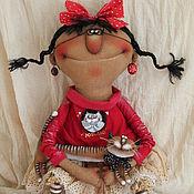 Куклы и игрушки ручной работы. Ярмарка Мастеров - ручная работа Кисонька!. Handmade.