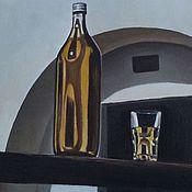 Картины и панно ручной работы. Ярмарка Мастеров - ручная работа Винный погребок. Handmade.