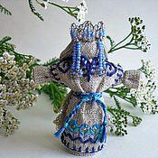 Русский стиль ручной работы. Ярмарка Мастеров - ручная работа Народная кукла, кукла ручной работы, сувенирная кукла Инву Мумы. Handmade.