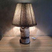 Для дома и интерьера ручной работы. Ярмарка Мастеров - ручная работа Лампа настольная березка. Handmade.