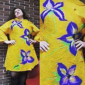 Одежда ручной работы. Ярмарка Мастеров - ручная работа пальто женское. Handmade.