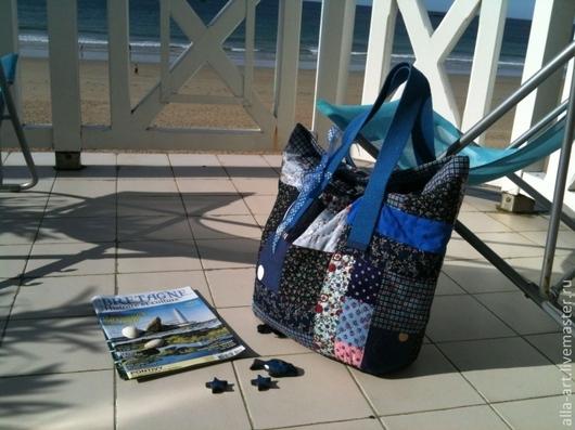Женские сумки ручной работы. Ярмарка Мастеров - ручная работа. Купить Лоскутные сумки разные. Handmade. Сумка стеганая, хлопок