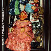 """Картины и панно ручной работы. Ярмарка Мастеров - ручная работа """"Красавица"""". Handmade."""
