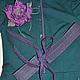 Платья ручной работы. Заказать Платье Brigite. Florinio - авторская одежда. Ярмарка Мастеров. Брошь в подарок