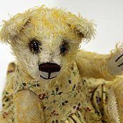 Куклы и игрушки ручной работы. Ярмарка Мастеров - ручная работа Солнечная мишка Пола. Handmade.