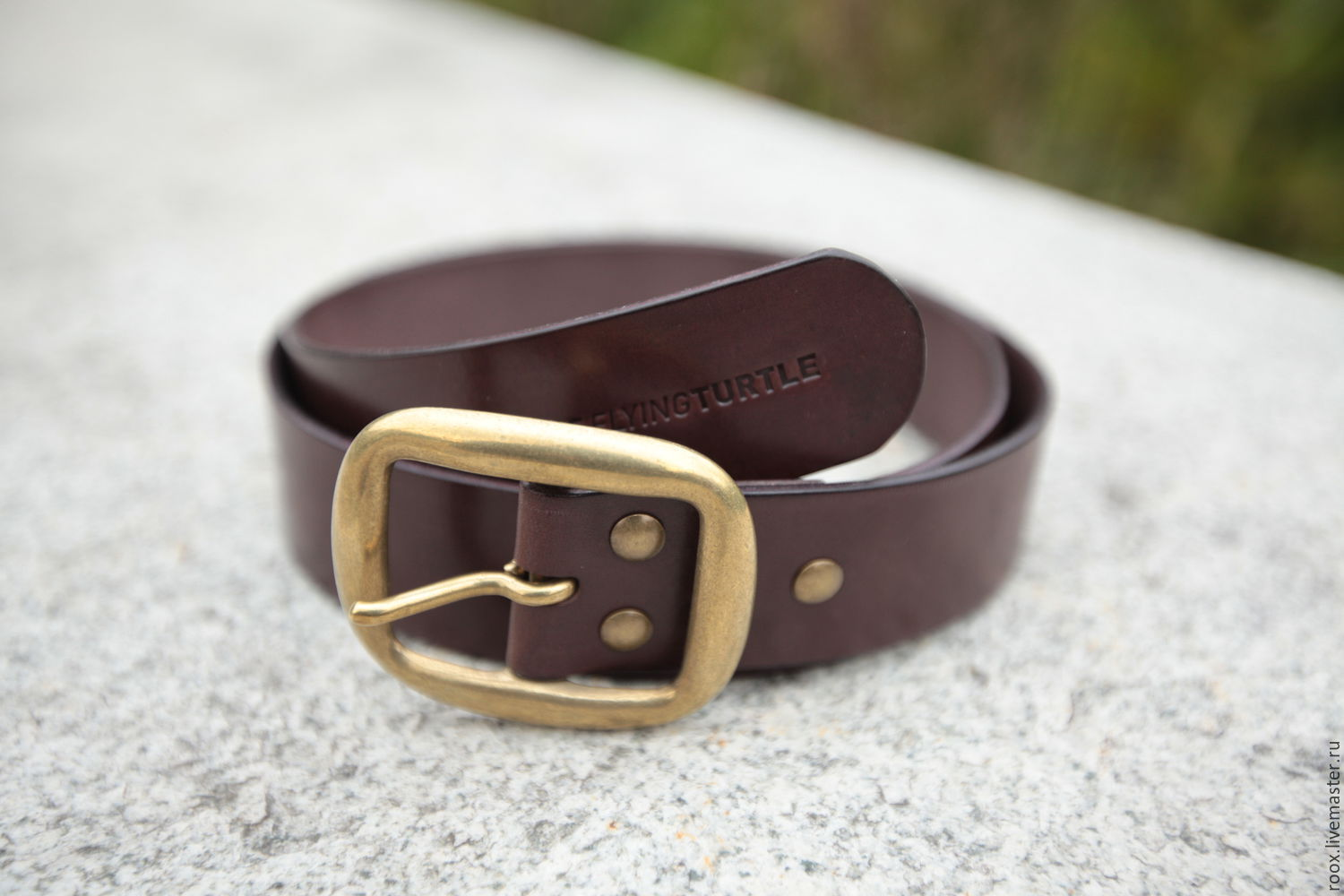 The genuine leather strap, Straps, Moscow,  Фото №1