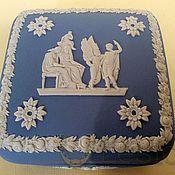 Винтаж handmade. Livemaster - original item The Icarus Box Wedgwood England. Handmade.