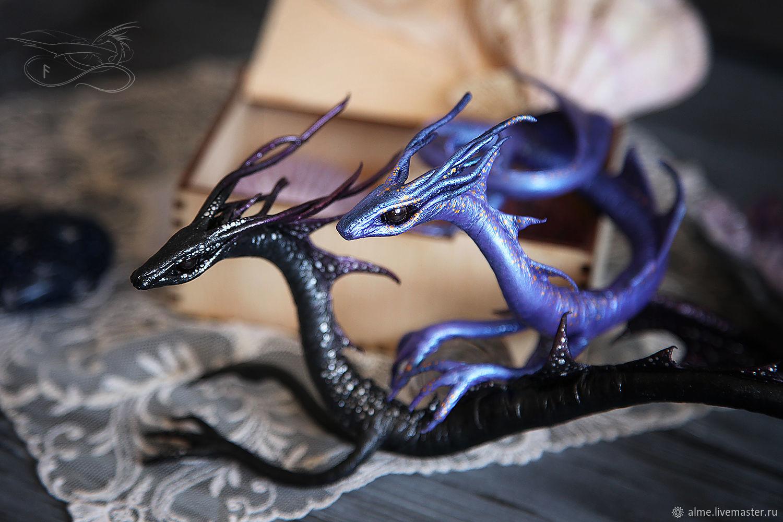 Драконы из кожи подвижные. Звездные Саламандры, Игрушки, Москва, Фото №1