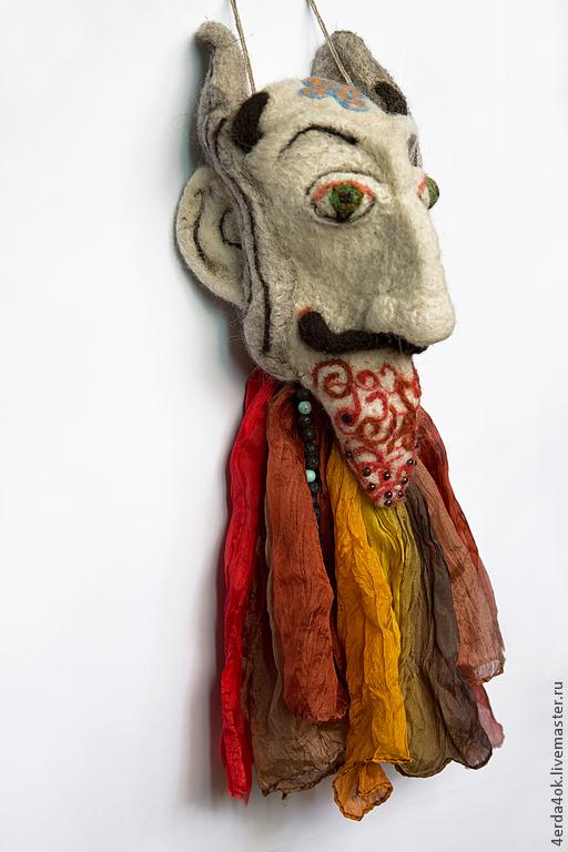 Коллекционные куклы ручной работы. Ярмарка Мастеров - ручная работа. Купить Джинн (без бутылки). Handmade. Волшебный подарок, любовь