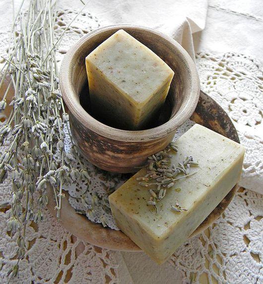 """Мыло ручной работы. Ярмарка Мастеров - ручная работа. Купить Натуральное мыло """"В стиле Прованс"""". Handmade. Мыло с нуля"""