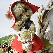 """Куклы и игрушки ручной работы. Ярмарка Мастеров - ручная работа """"Красная Шапочка"""".. Handmade."""