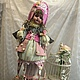 Коллекционные куклы ручной работы. Мадам Монпасье ...)). Кукольных дел-мастер Наташа Бабенко (rbrb1969). Интернет-магазин Ярмарка Мастеров.