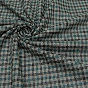 Ткани ручной работы. Ярмарка Мастеров - ручная работа ткань костюмная шерсть  стрейч Германия 02. Handmade.