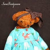 Куклы и игрушки ручной работы. Ярмарка Мастеров - ручная работа Мишка Мия маму нашла. Handmade.