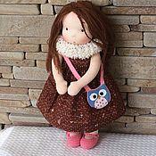 Куклы и игрушки ручной работы. Ярмарка Мастеров - ручная работа Мия. Handmade.