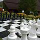 Интерьерные композиции ручной работы. Ярмарка Мастеров - ручная работа. Купить Оформление дня рождения в шахматном стиле. Handmade.