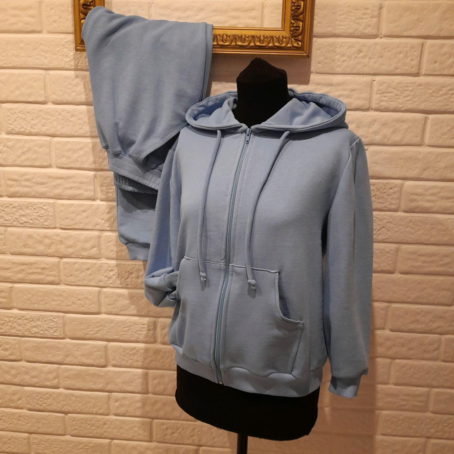"""Спортивный костюм ,,Голубой """".Пошив одежды на заказ . Онлайн пош, Спортивные костюмы, Орехово-Зуево,  Фото №1"""