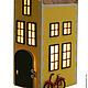 """Освещение ручной работы. Заказать Светильник. Домик """"I love Nederland"""". artistic-house. Ярмарка Мастеров. Домик, ночник, голландия"""