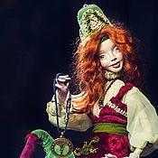 Куклы и игрушки ручной работы. Ярмарка Мастеров - ручная работа Жарка_Ворожея. Коллекционная кукла. Handmade.