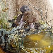 Куклы и игрушки ручной работы. Ярмарка Мастеров - ручная работа Мертвецкие болота. Handmade.