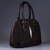 Сумки и аксессуары handmade. Livemaster - original item Bag leather Stingray IMC0548K. Handmade.